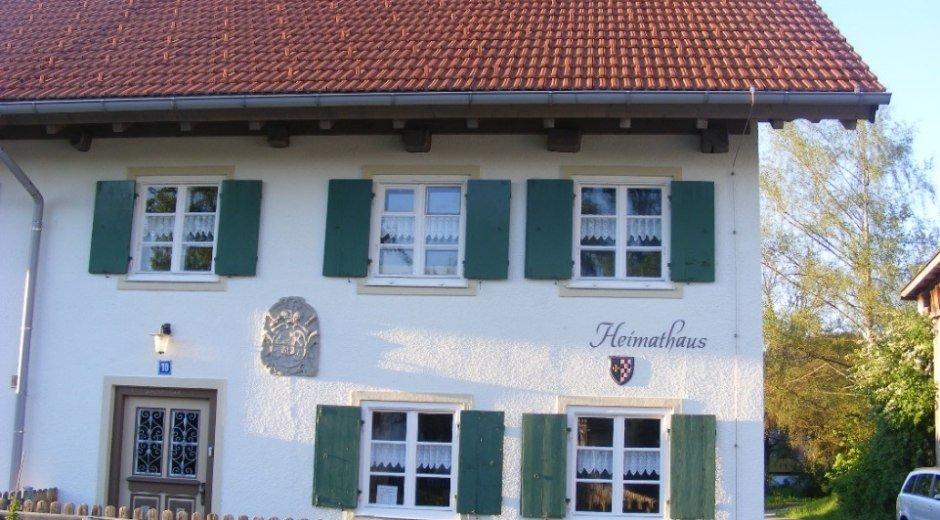 heimathaus-boerwang_aussen © Gemeinde Haldenwang