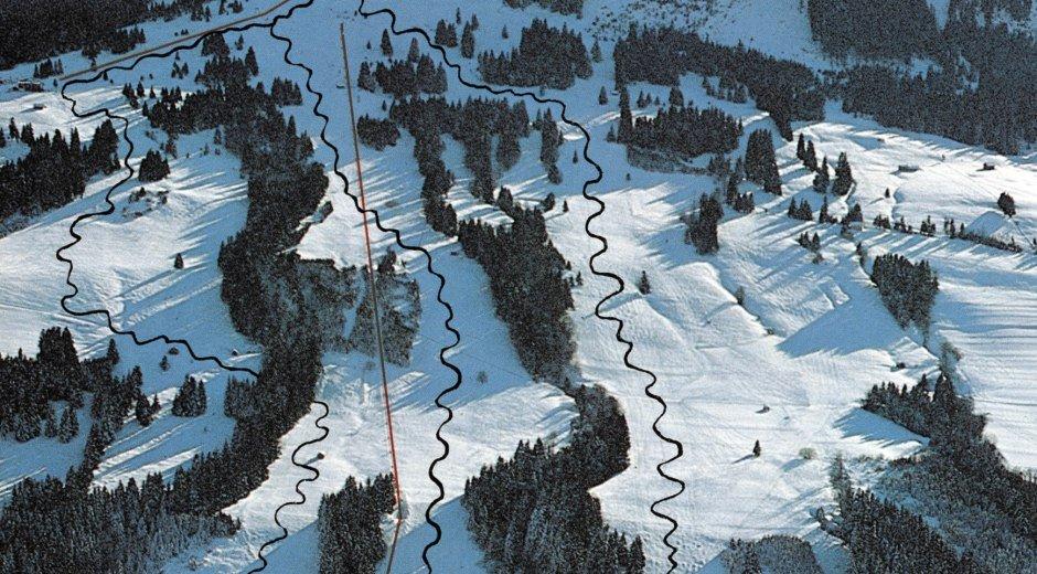 Buronlifte © Tourist-Info Wertach