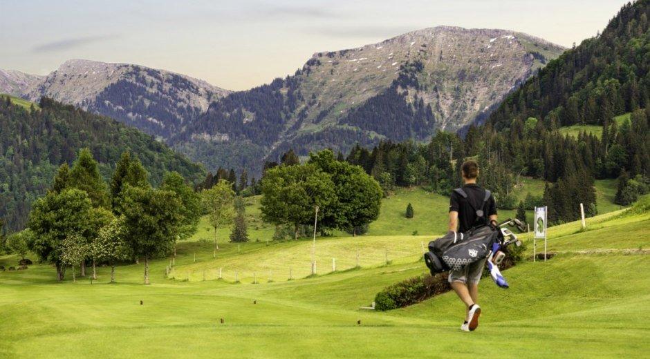 Golfplatz Oberstaufen steibis © Oberstaufen Tourismus Marketing GmbH