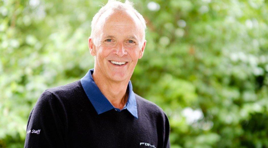 Andy MacDonald, Headpro Golfacademy Oberallgäu © Sonnenalp Resort
