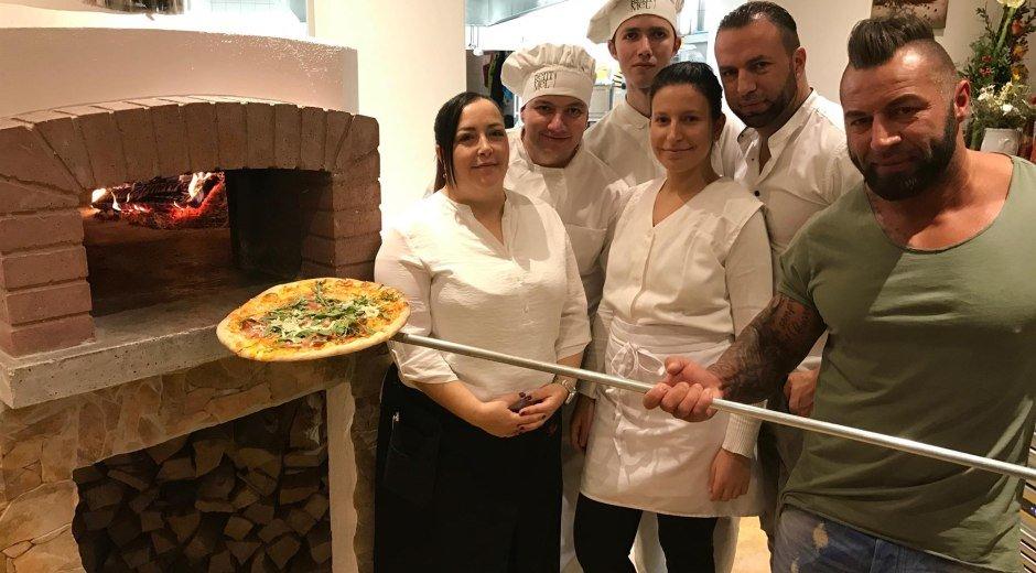Ristorante-Pizzeria Cortina im Ofterschwanger Haus © Cortina - Ofterschwang