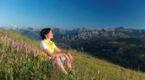 Bergklima geniessen in den Hörnerdörfern © Tourismus Hoernerdoerfer GmbH_@Kappest