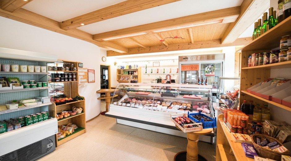 Regionale Produkte im Bauernmarkt © Tourismus Hörnerdörfer, F. Kjer