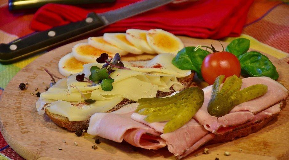 Brotzeit im Hotel Café Frohsinn © Wohlfühlhotel Frohsinn