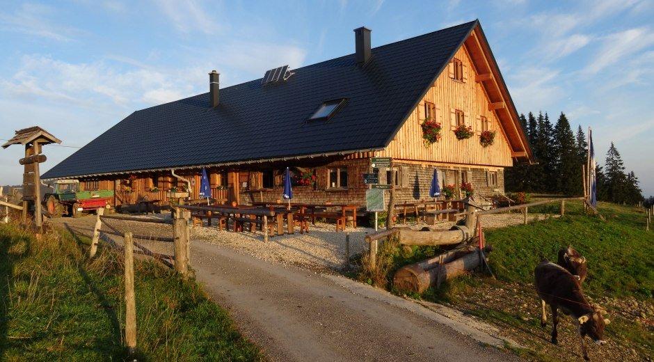 Alpe Mittelberg © Alpsee Immenstadt Tourismus GmbH