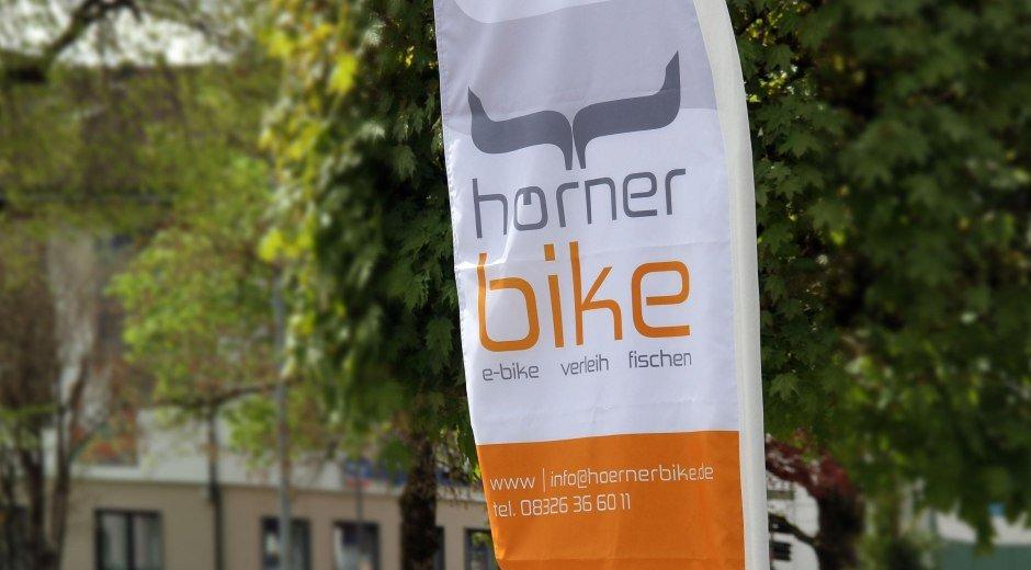 e-Bike Verleih in Fischen © hörnerbike.de