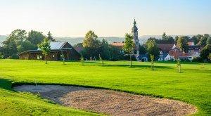 Golfplatz Lenzfried, © Golfpark Schlossgut Lenzfried