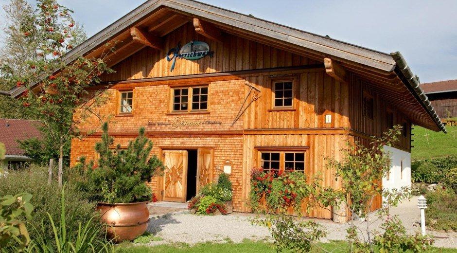 Gästeinformation Ofterschwang im Allgäu © Tourismus Hörnerdörfer