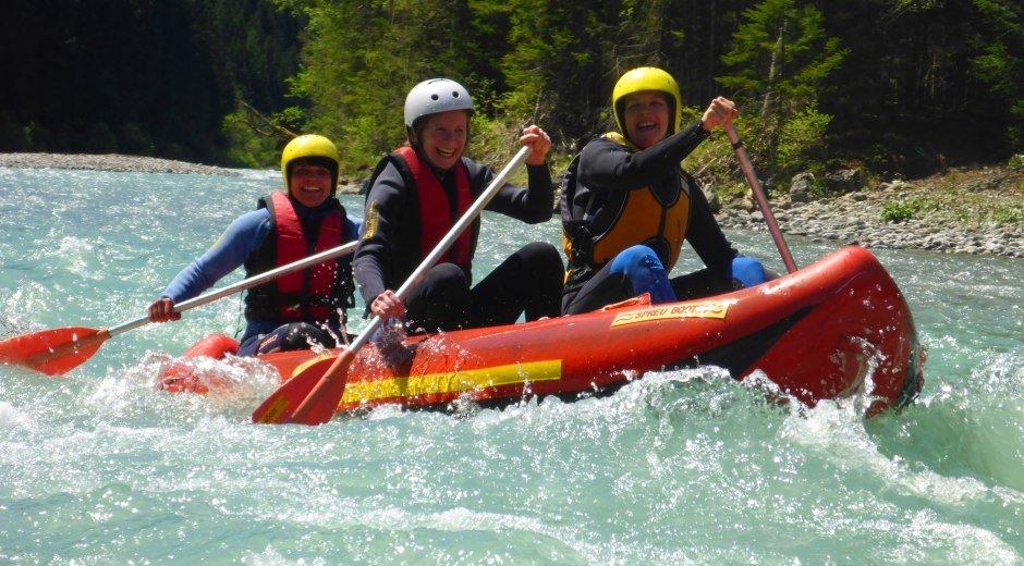 Rafting MAP Erlebnis © MAP-Erlebnis