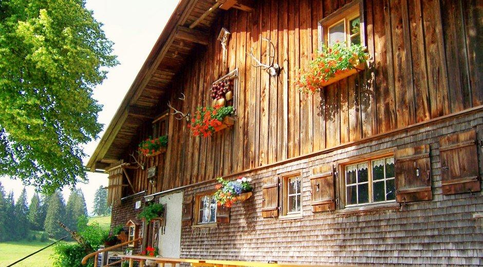 Pfarralpe oberhalb Missen © Tourismusbüro Missen-Wilhams