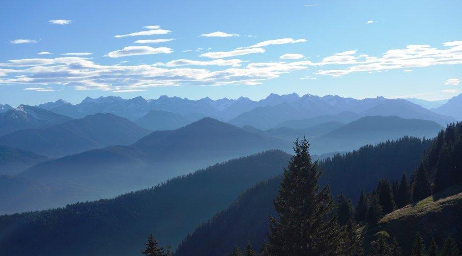 Herbstimmung in den Allgäuer Bergen © Thomas Dietmann