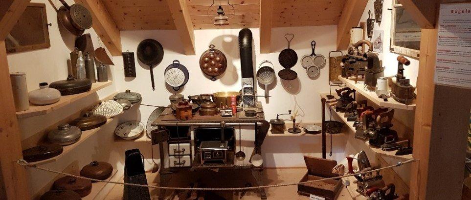 Impressionen aus dem Heimathaus Börwang © Gemeinde Haldenwang