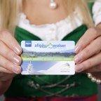 Allgäu-Walser-Card - Karte, © Oberallgäu Tourismus Service GmbH