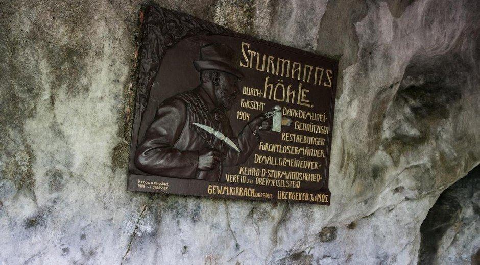 Sturmannshöhle - Obermaiselstein © Tourismus Hörnerdörfer, F. Kjer