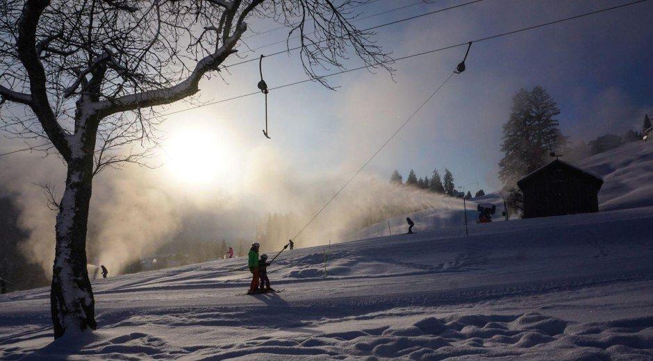 Winterwunderwelt für Skifahrer © Neumann-Grafik.de