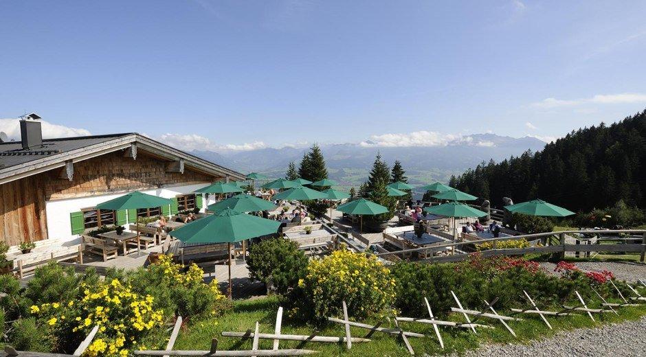 Weltcup Hütte in Ofterschwang im Allgäu © Sonnenalp Resort