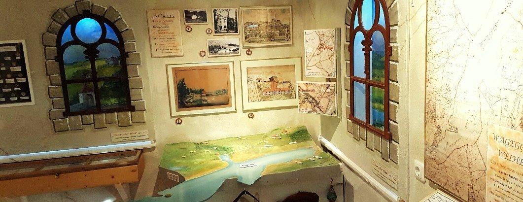 Impressionen aus dem Heimathaus in Börwang © Gemeinde Haldenwang