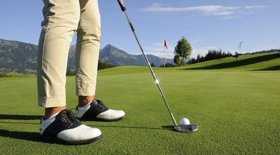 Golfplatz Oberallgäu - Hörnerdörfer im Allgäu Golf © Sonnenalp Resort