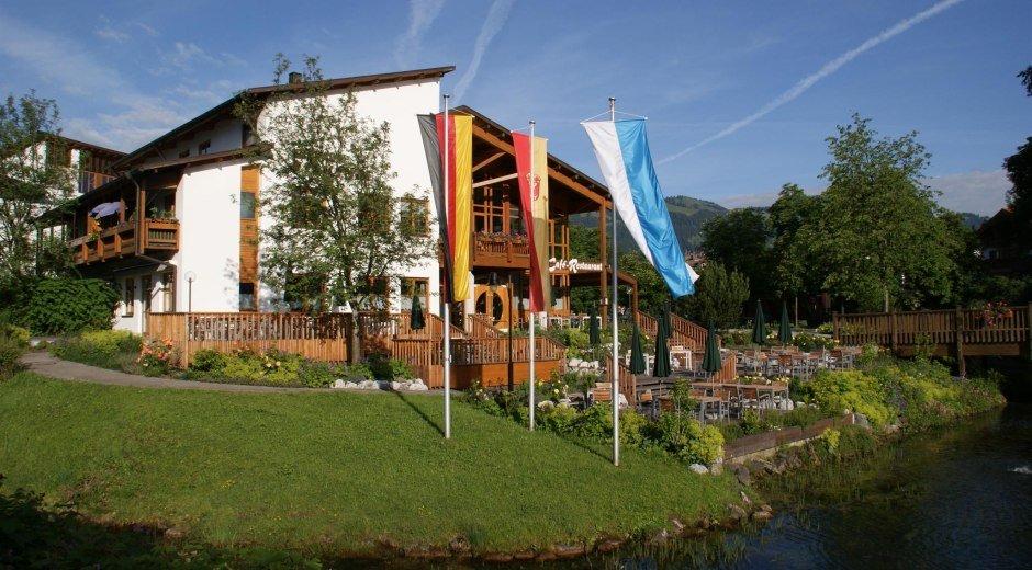 Kurhaus Fiskina in Fischen i. Allgäu © Tourismus Hörnerdörfer, W. Monschau