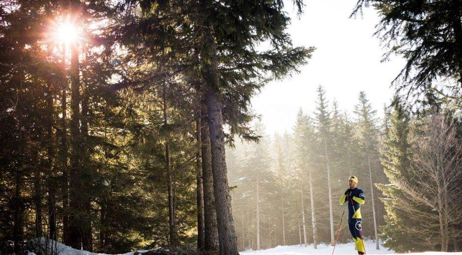 Langlaufen im Allgäu © Skiverleih Allgäu