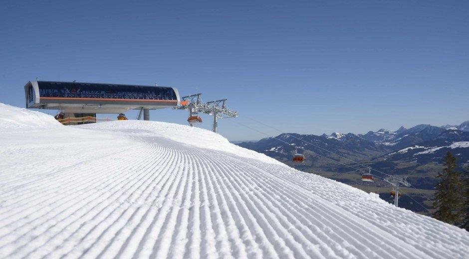 Skitrasse © Hörnerbahn Bolsterlang