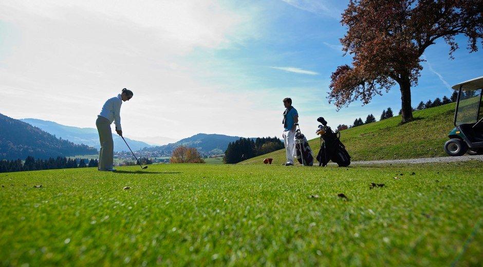 gc-oberstaufen1 © Golfclub Oberstaufen