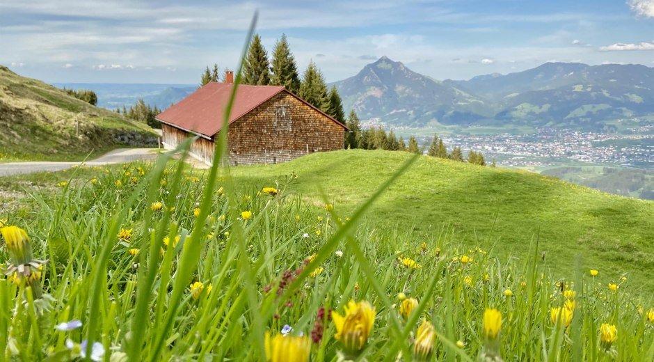 Ofterschwanger Horn - Rundwanderweg © Tourismus Hörnerdörfer