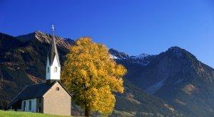 Bolsterlang - Kapelle, © Tourismus Hoernerdoerfer GmbH, @Siegfried Bruckmeier