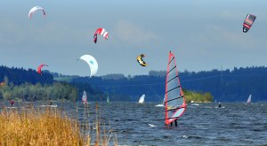 Wassersport am Rottachsee © Hermann Ernst