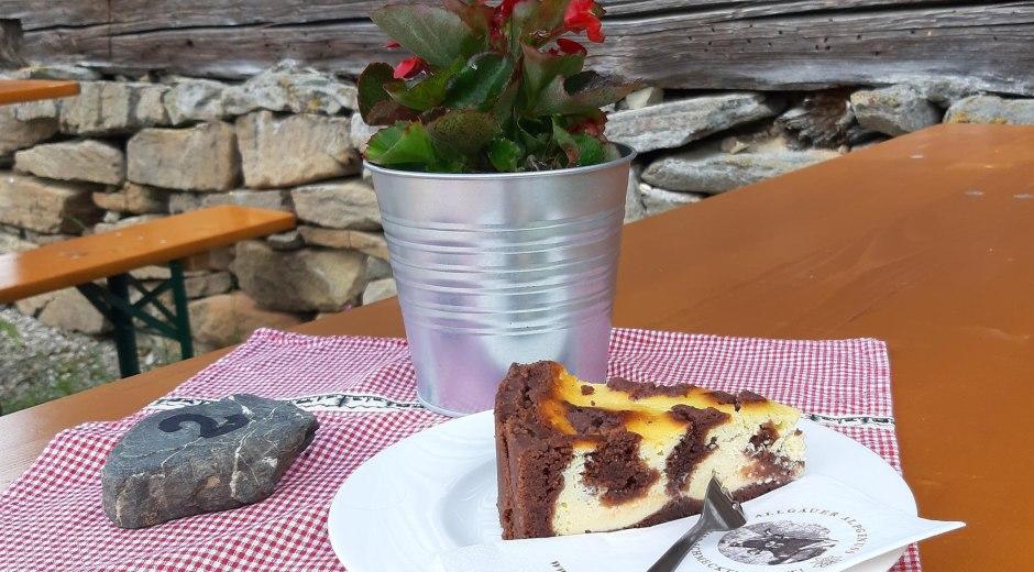 Hausgemachte Kuchen © Tourismus Hörnerdörfer, F. Kjer