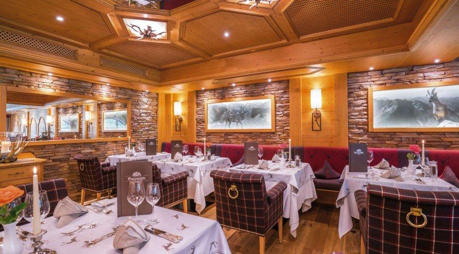 Gourmet-Restaurant Burgmühle © Parkhotel Burgmühle