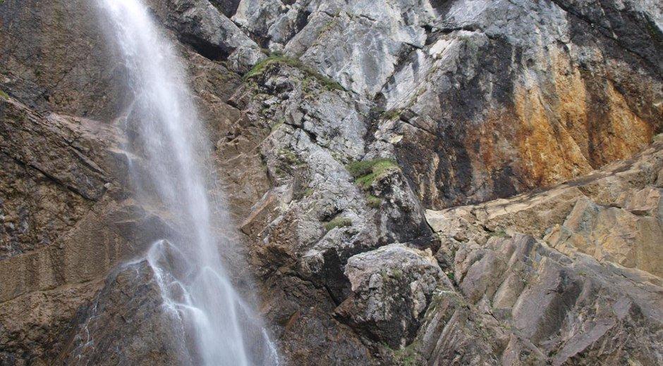 Scheuenwasserfall in Balderschwang © Tourismus Hörnerdörfer GmbH