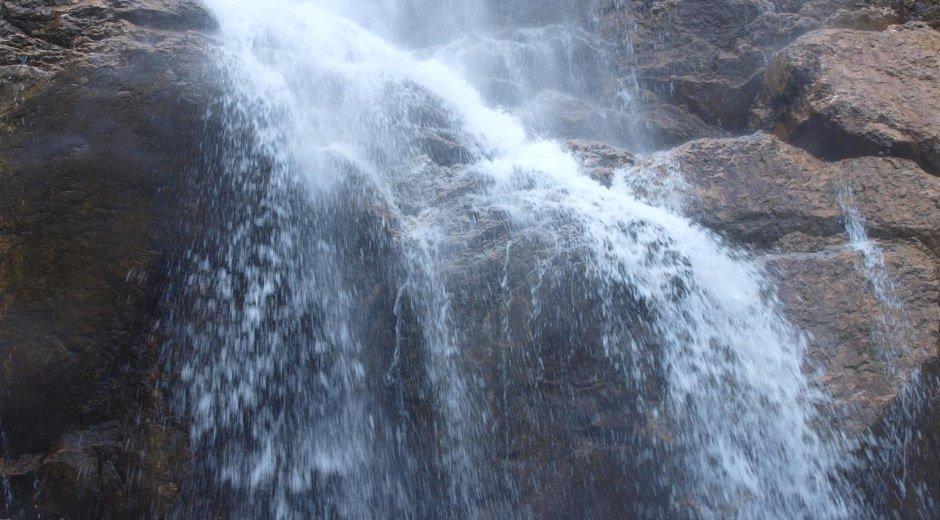 Scheuenwasserfall in Balderschwang © Tourismus Hörnerdörfer