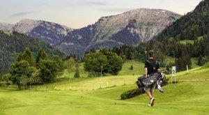 Golfplatz Oberstaufen steibis, © Oberstaufen Tourismus Marketing GmbH