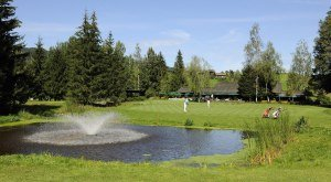 Golfplatz Sonnenalp in Ofterschwang im Allgäu © Sonnenalp Resort