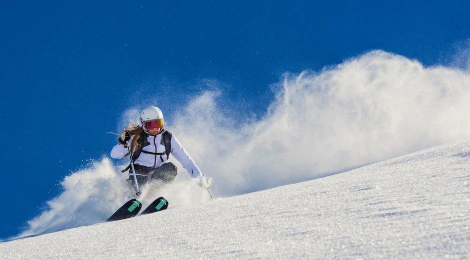 Skifahren lernen in der Wintersportschule Oftersch © Skischule Ofterschwang / HEAD