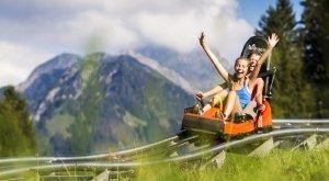 Spaß für Jung und Alt, © Oberstdorf / Kleinwalsertal Bergbahnen Fotograf: Bastian Morell