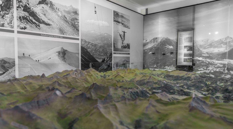 Gipfeltouren im Allgäu: Oberallgäu