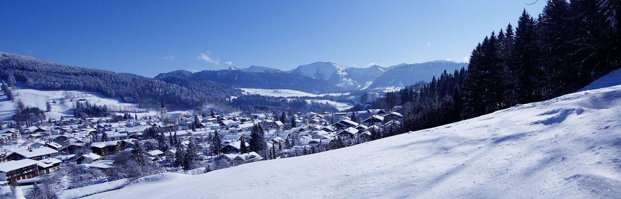 Wintermärchen in Oberstaufen © Oberstaufen Tourismus Marketing GmbH