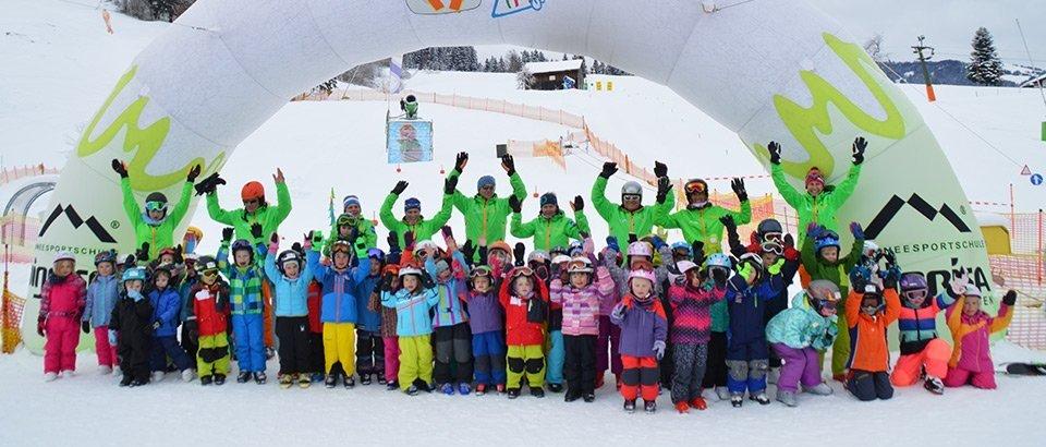 Zimi Club Kinderskischule Gruppe © Zimi-Club Skischule Higrisa