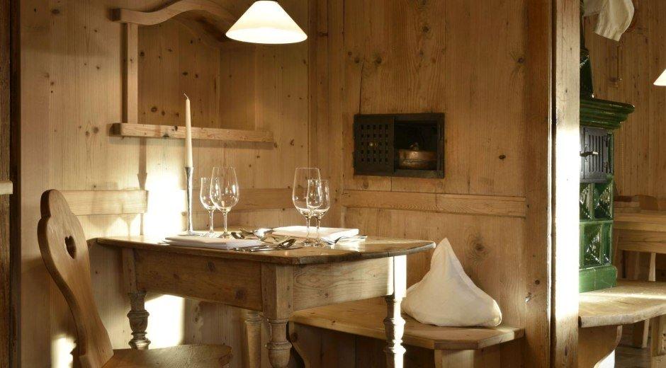 Restaurant im HUBERTUS in Balderschwang im Allgäu © HUBERTUS Alpin Lodge & Spa
