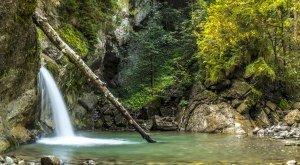 Bild22_Wasserfall_Benedikt Reichert, © Naturpark Nagelfluhkette