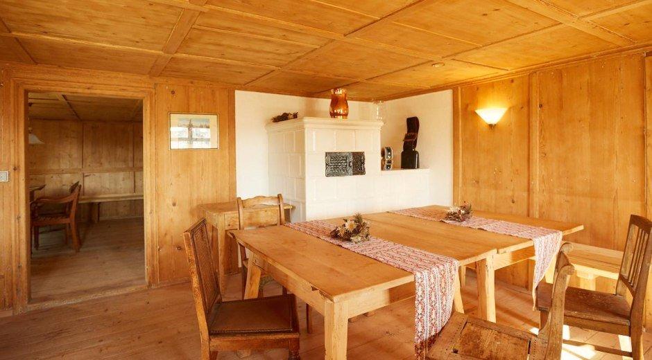 Bauernhaus Busche Berta Ofterschwang - Stube © Bauernhaus Busche Berta, D. Roth