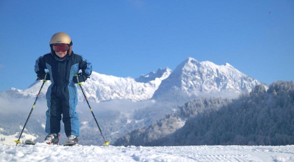 Einen wunderschönen Blick auf die Berge © Tourismus Hörnerdörfer, T. Burger