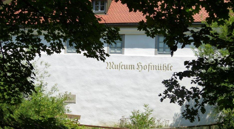 Mauer Museum Hofmühle © Stadt Immenstadt