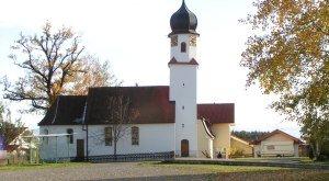 Leonhardikapelle in Börwang © Gemeinde Haldenwang